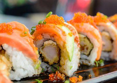 Asian Food Sushimi Venlo