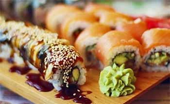 Sushi Gerechten Venlo